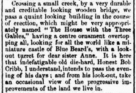 Excerpt from the Moreton Bay Courier, 5 Feb 1859