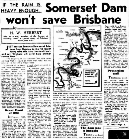 "H.W. Herbert's <a href=""http://nla.gov.au/nla.news-article50552748"">article</a> published in The Courier Mail, 4 March 1953."