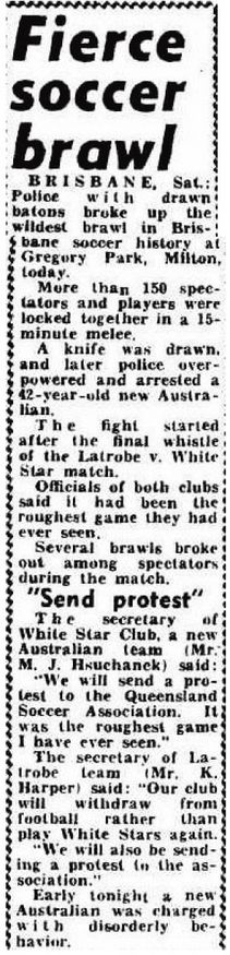 Article from The Mail (Adelaide), 16 May 1953. (Trove)