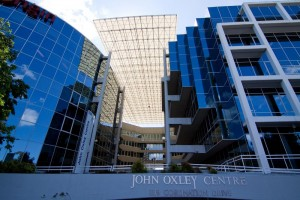 The John Oxley Centre on Coronation Drive